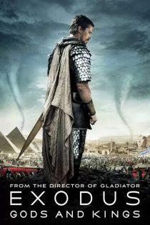 دانلود فیلم هجرت: ایزدان و پادشاهان Exodus: Gods and Kings 2014