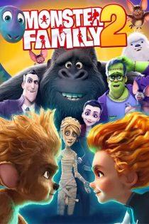 دانلود انیمیشن Monster Family 2 2021